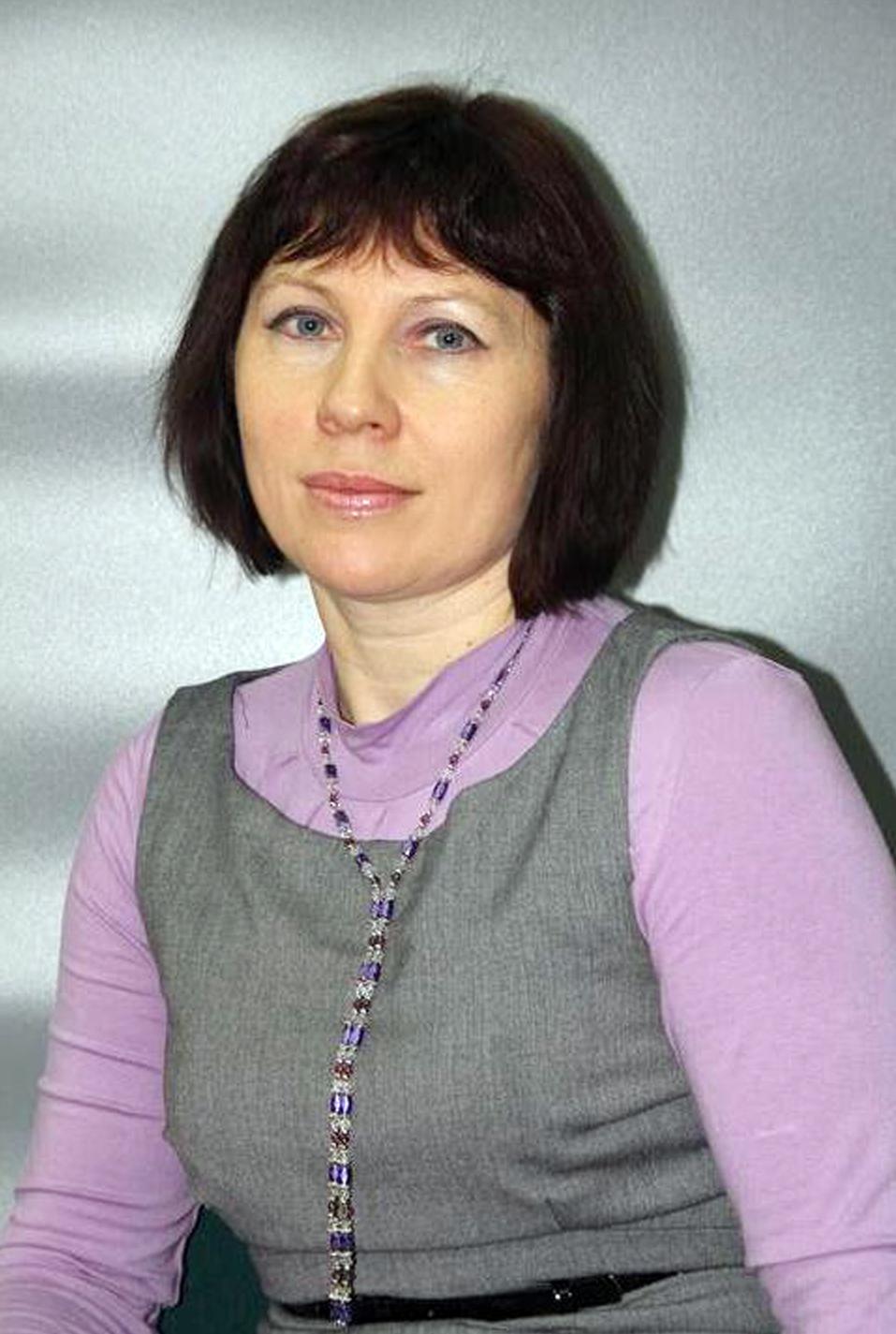 Панова Елена Викторовна