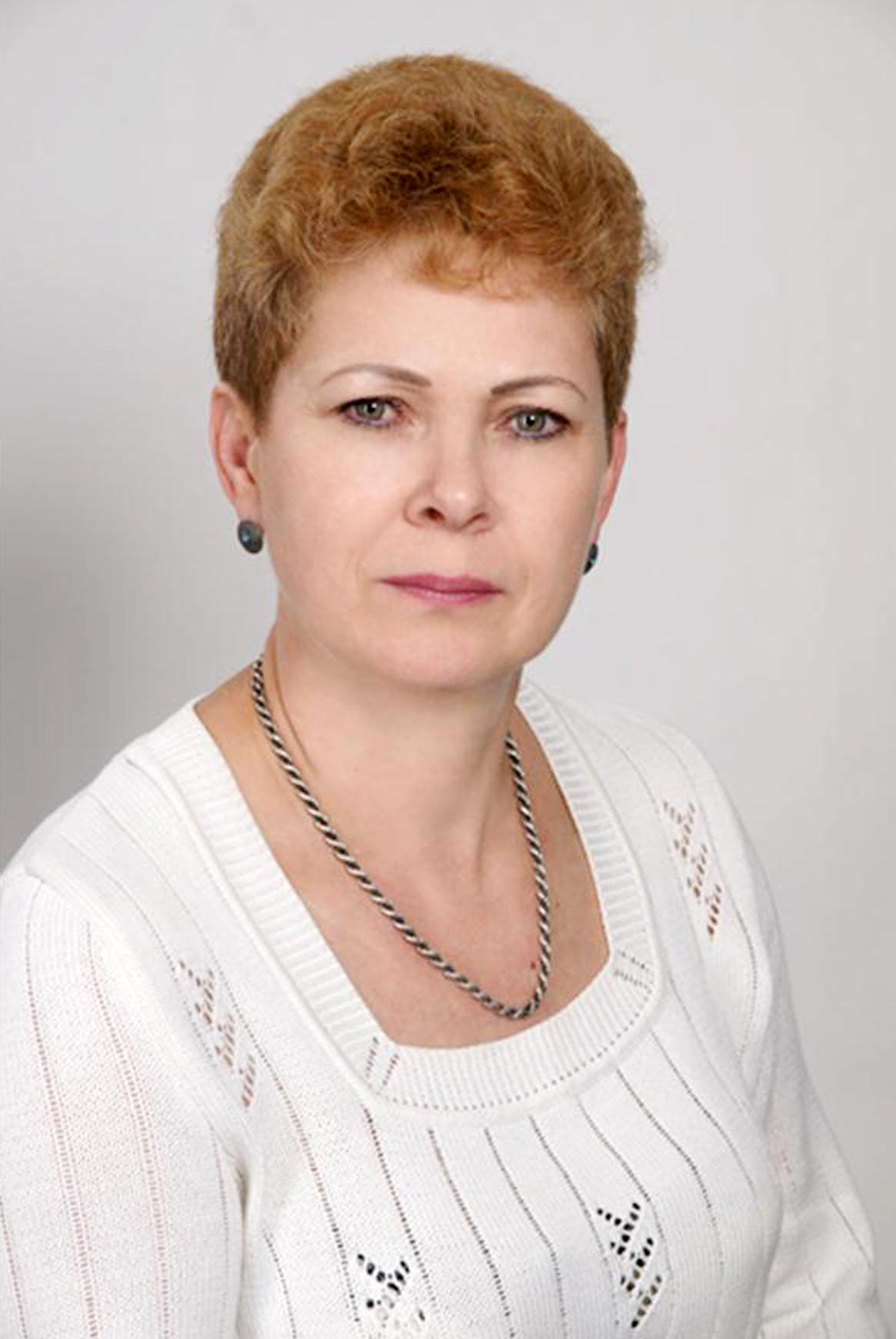 Карпова Лариса Ивановна