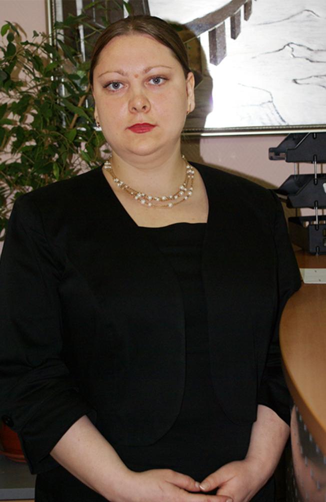 Веялко Юлия Александровна